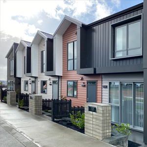 Hobsonville Point Multi-Unit Residential Project